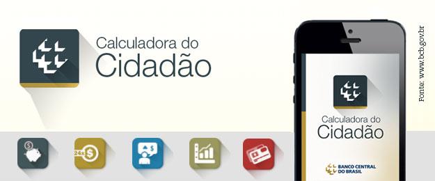 Educação financeira - Calculadora do Cidadão - Banco Central do Brasil