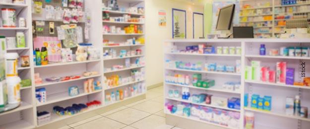 Educação financeira - Farmácia - Compra de medicamentos