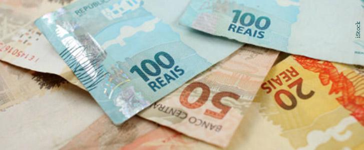 Educação financeira - Cédulas de Real